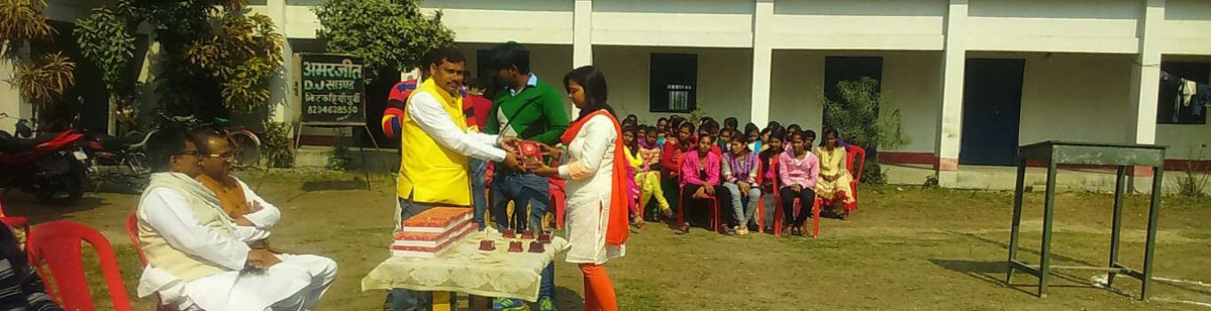 Welcome to Ram Shrestha Singh College Teacher Training Wing
